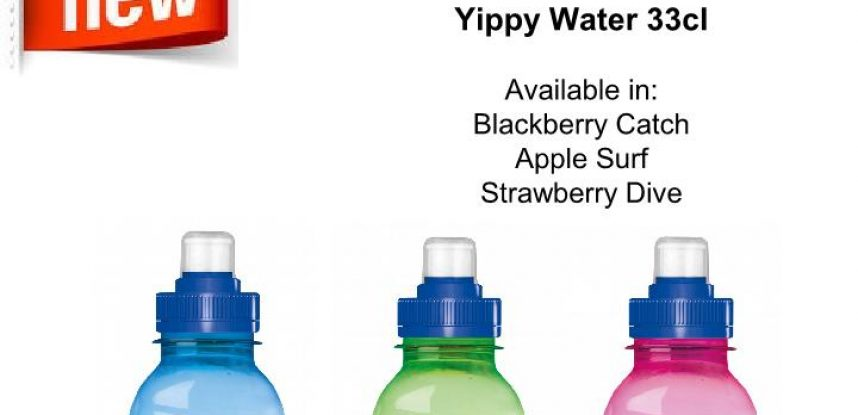 A real thirst quencher for the little ones!
